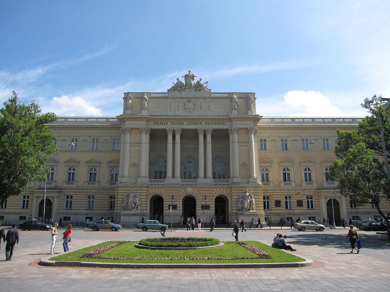 universytet lwowski
