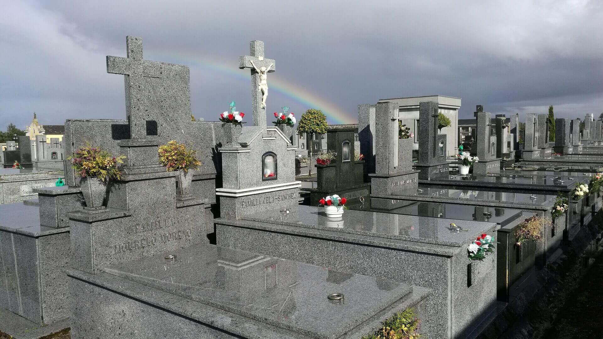 uslugi pogrzebowe - domy pogrzebowe